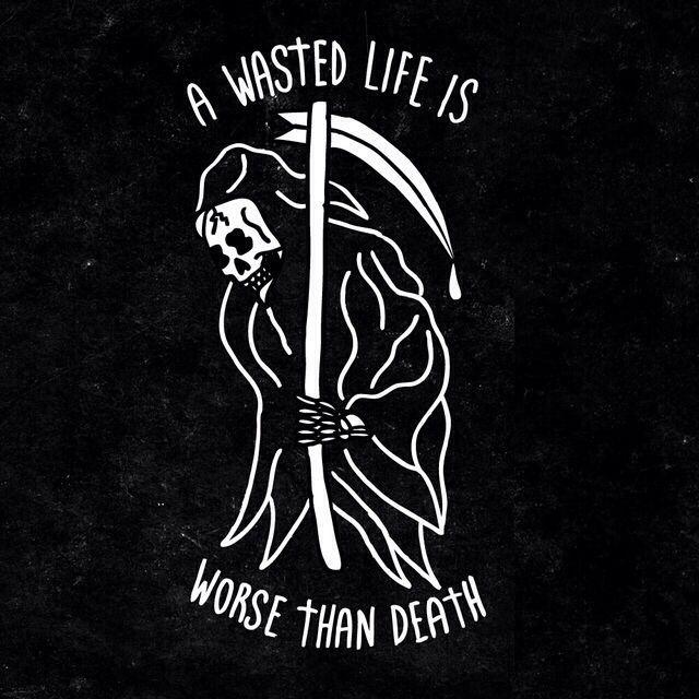 Grim reaper design
