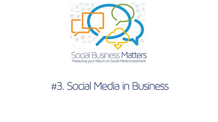 Social Business Matters - In Business  Virtually Hyperconnected Project with TAFE NSW - North Coast Institute #virtualhype