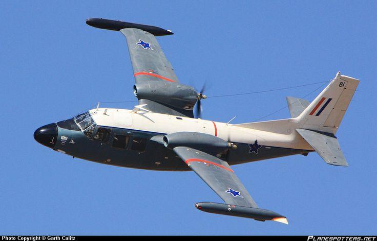 SAAF Piaggio P-166 Albatross