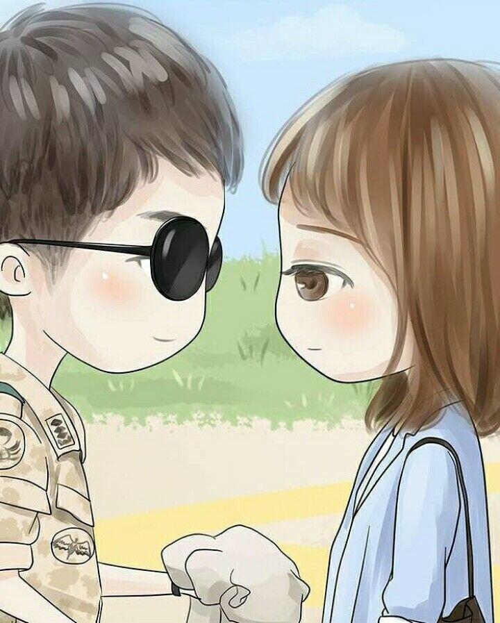 Descendants of the sun - I love this kdrama . The actors are very good and it's a perfect couple... ♡♡ . KDRAMAS#