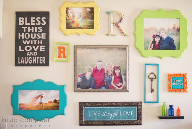 How to display your photos on a budget by photographer Krista Campbell