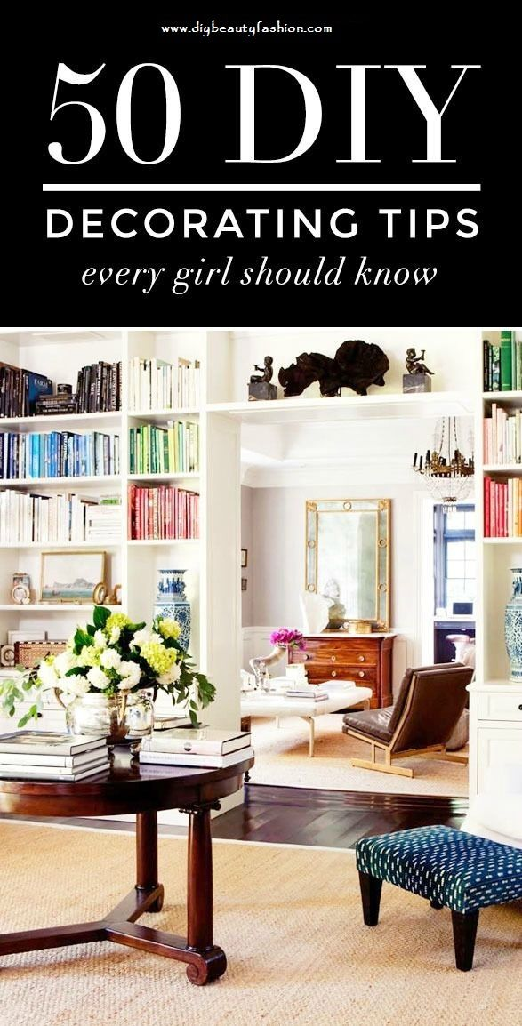 50 DIY Home Decoration Tips Everyone Should Know And Try | DIY Beauty Fashion