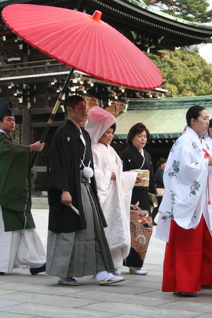 Japanese wedding blessings - Japanese Wedding
