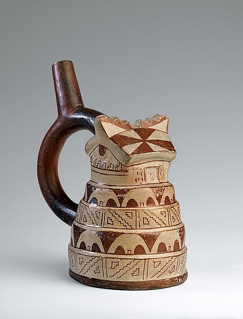 14 best PERU stirrup vessel images on Pinterest | Ancient