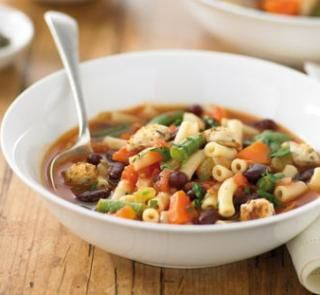 Minestrone soup | Australian Healthy Food Guide