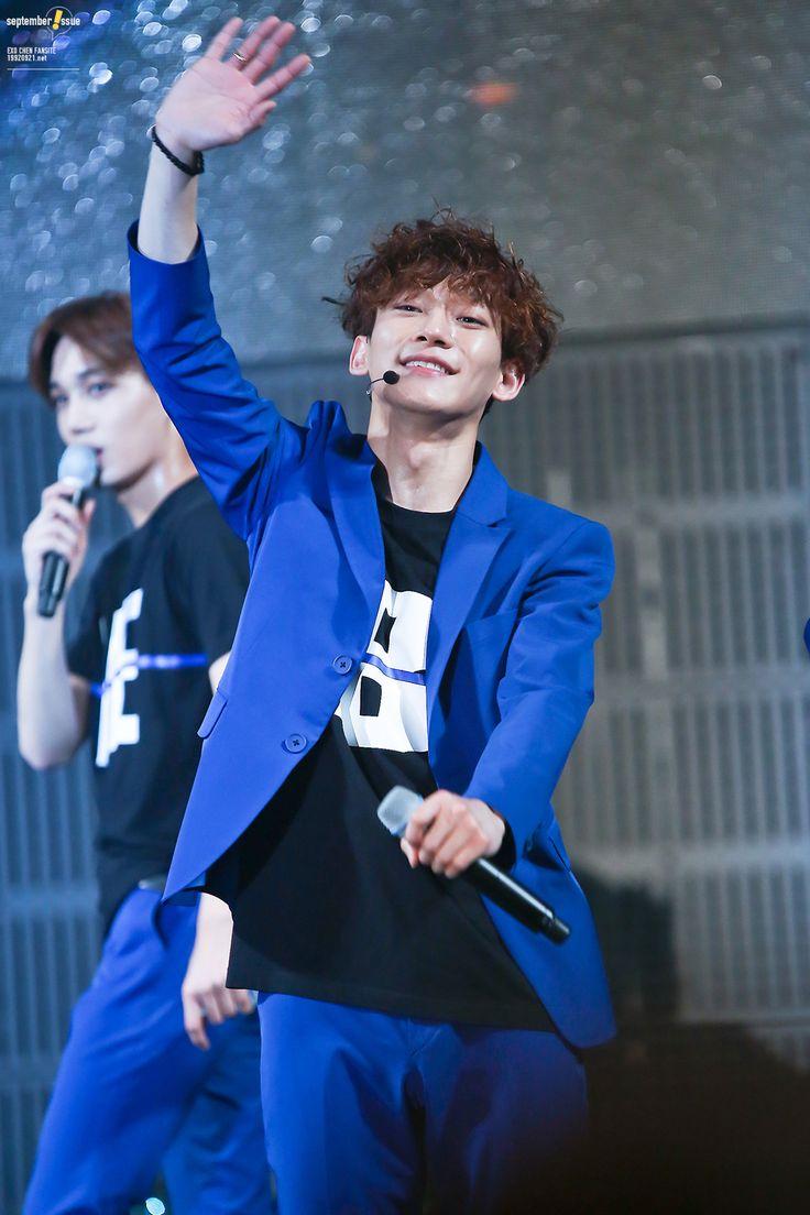 #150414 | EXO Chen