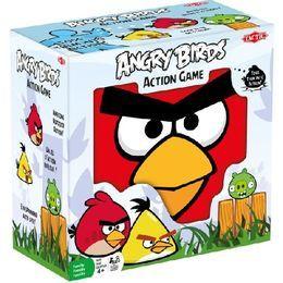Tactic, Angry Birds, gra zręcznościowa-Tactic