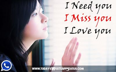 1 When I Miss You I Read Your Old Messages Whatsapp