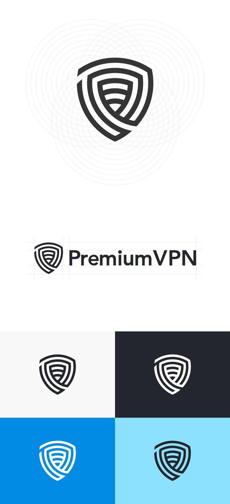 PremiumVPN in 2020 Web design, My favorite things, Brand