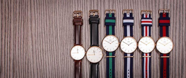 DANIEL WELLINGTON horloges bij Kish.nl. In deze collectie vind je Daniel Wellington herenhorloges en Daniel Wellington dameshorloges. Diverse maten zijn beschikbaar.