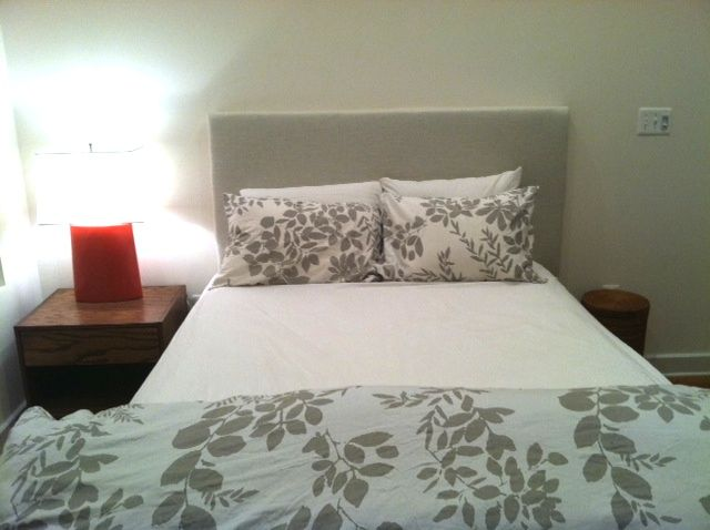 Make your own headboard projects pinterest - Make your own headboard ...