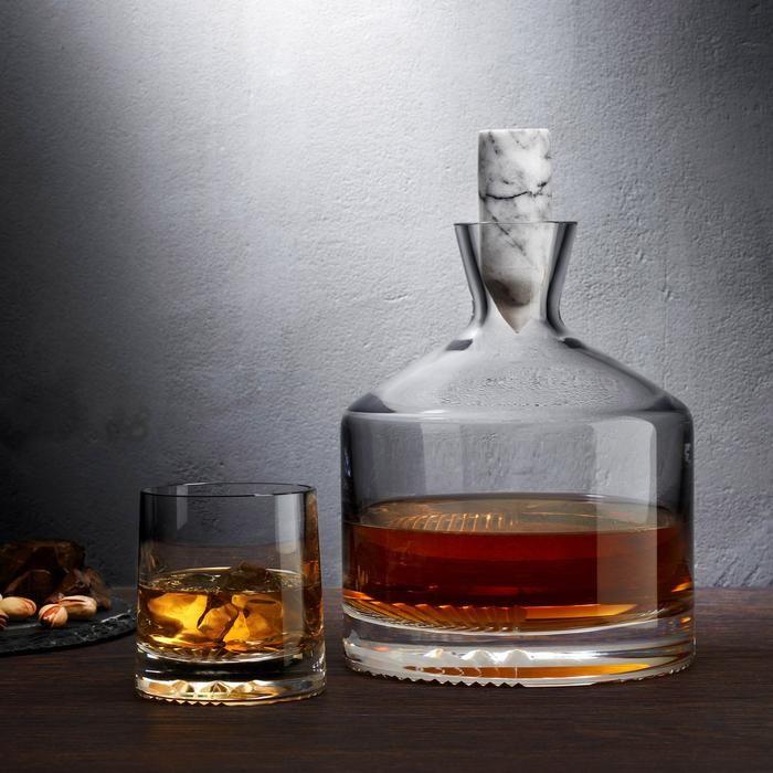 Whisky Karaffe Glas Whisky Dekanter Whiskey Karaffe Rum Karaffe Cognac Karaffe