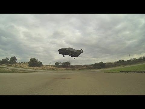VIDEO: ISRAEL TESTS 'FLYING CAR' | United with Israel