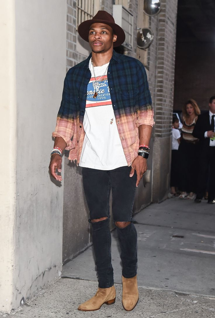 17 Looks Only Russell Westbrook Could Pull Off Photos | GQ