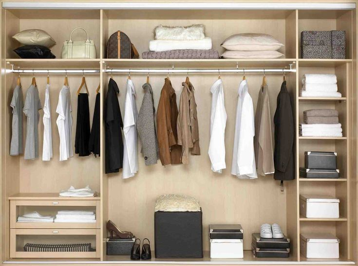 New modular wardrobe systems at temasistemi.net