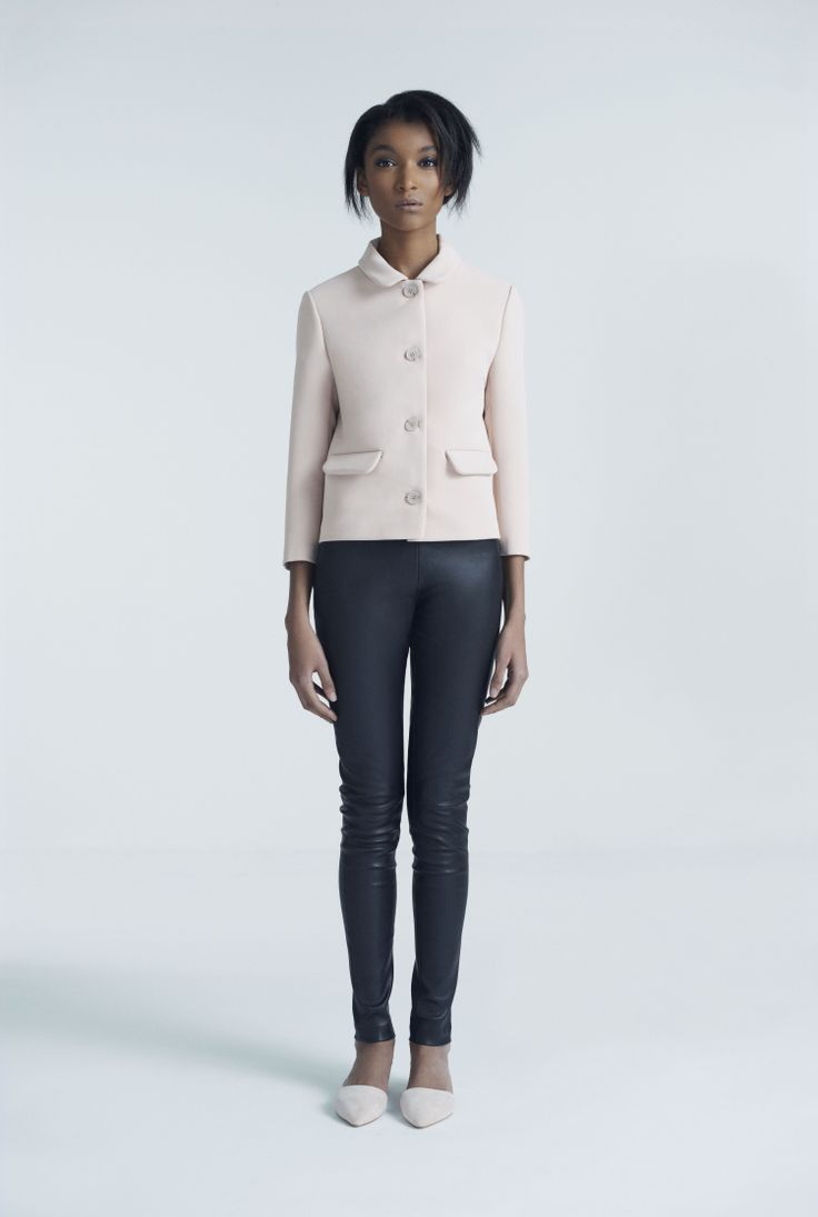 Panam Jacket and Leana Trousers | Samuji Pre-Fall 2014 Collection