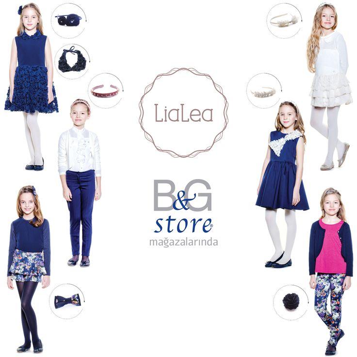 Karne Tatili başladı... Size çocuklarınızı sevindirecek, kıyafet ve aksesuarları hazırladık , karne hediyesini zevkle seçebilirsiniz. B&G Store' lar daki indiriminden seçeceğiniz LiaLea hediyesini hangi kız çocuğu beğenmez ki ?