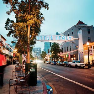 Savor San Diego's Little Italy  Here's what to eat, where to shop, and what to do (Sunset Magazine)
