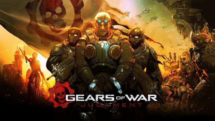 Vous avez aimé les précédents volets de la série Gears of war, jouez au nouvel épisode avec de nouveaux personnages dans un monde apocalyptique, désormais commander Gears Of War Judgment sur Xbox 360 et éclatez vous !! http://jeux-precommande.com/reserver-gears-of-war-judgment/