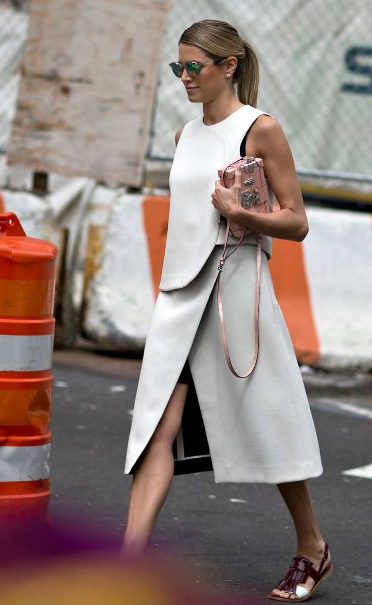 Incredibly All the New York Fashion Week Street Style You Have to See | StyleCaster