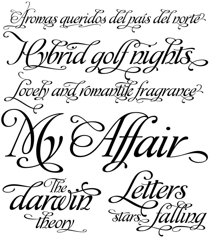 Fonts Tattoos And Body Art And Tattoo Fonts On Pinterest