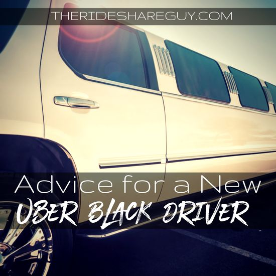 Uber | Lyft | Rideshare - Curious about what it's like to drive for Uber Black but don't know how to get started? We asked the Black Car Guy, & here's everything you need to know.