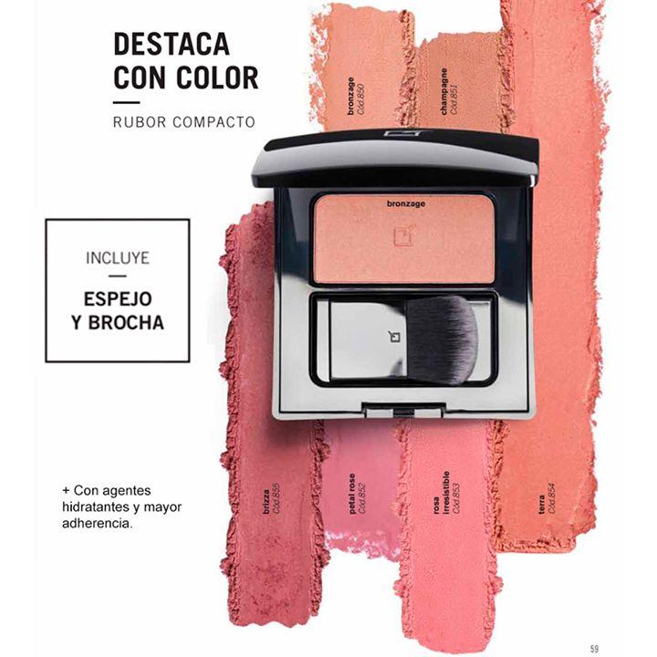 HOY  $41.400  Antes:  $69.000  (-40%)  en Rubor Compacto #Yanbal COLOR EFFECT. Envío Nacional #Colombia. http://www.descuentometro.com/producto/rubor-compacto-yanbal-color-effect/