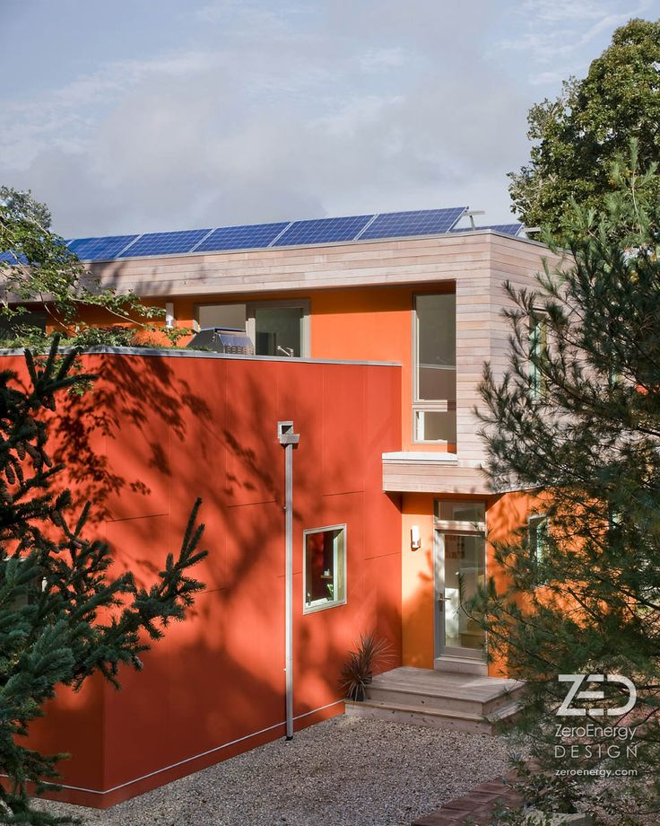 Pin By ZeroEnergy Design On Sustainable Homes