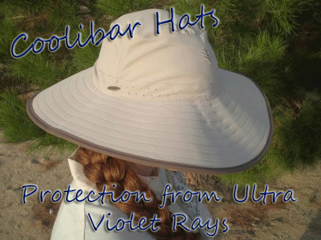 Royalegacy Reviews and More: Protect Your Face and Neck From the Harmful Effects of the Sun With a UPF 50+ Sun Hat from Coolibar - Review
