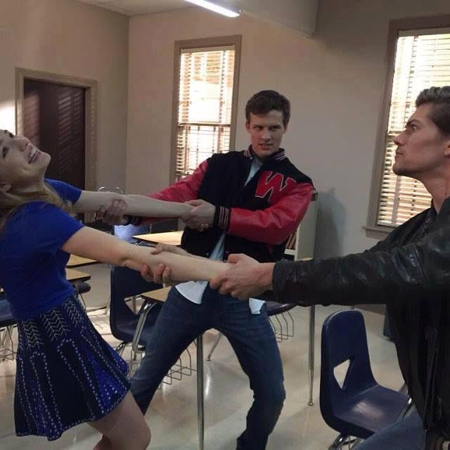 Emma/Will or Emma/Kieran? #Scream MTV