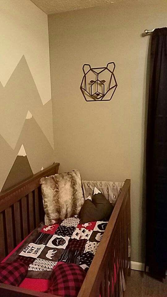 25 Best Ideas About Plaid Nursery On Pinterest Baby Boy
