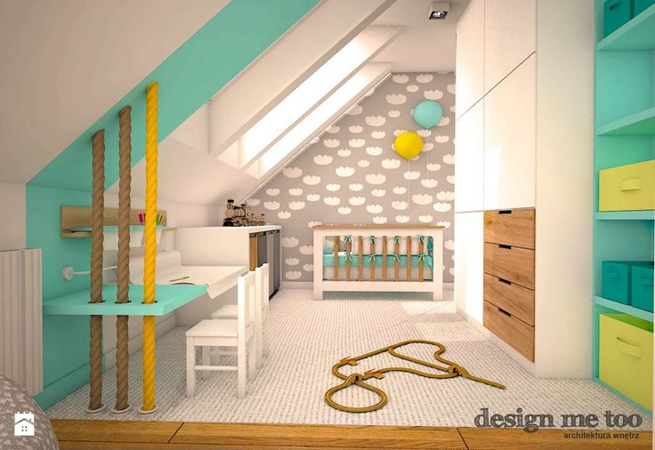 DOM W LESZNOWOLI - Pokój dziecka, styl nowoczesny - zdjęcie od design me too
