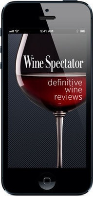 The Wine Spectator WineRatings+ App