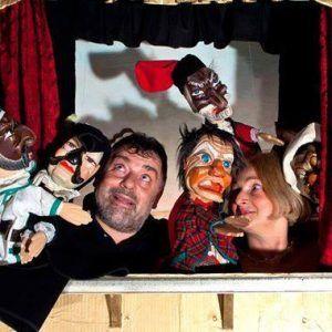 """Dal 5 novembre XXXI^ Rassegna di Teatro per Ragazzi """"Burattinando a Budrio"""": 6 appuntamenti domenicali di Figura e d'attore per bambini dai 3 ai 10 anni"""