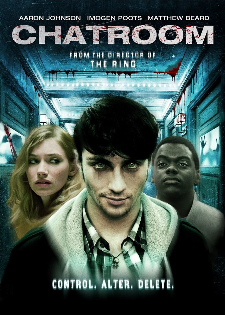 Chatroom (2010) Poster