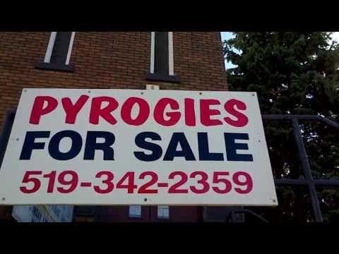 Pierogies For Sale!