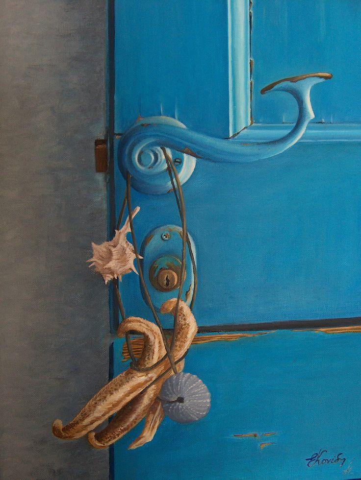Oil on canvas, 25x35 cm