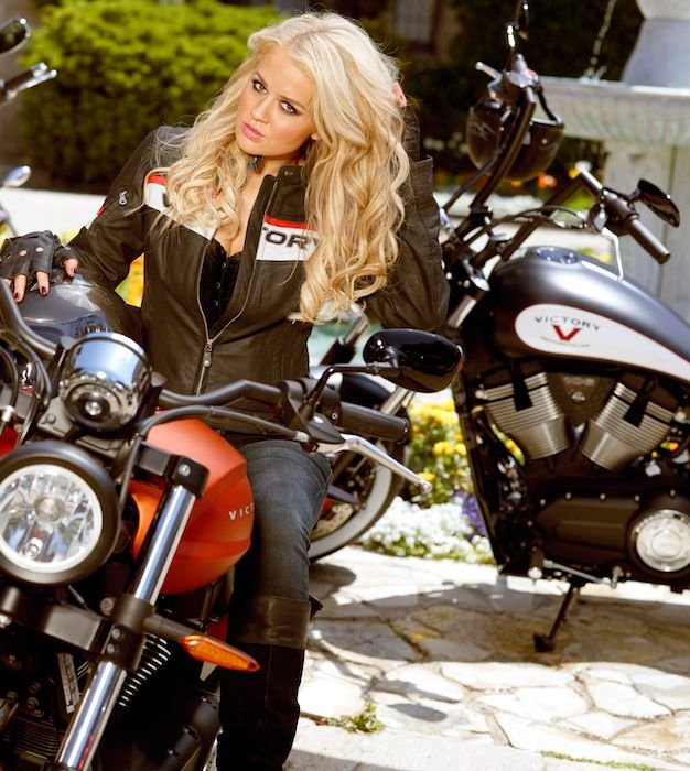 17 best images about biker girls on pinterest statue of - Pictures of chicks on bikes ...
