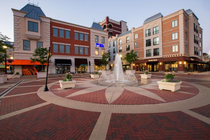 In Carmel City Center, residents and business professionals need only step out of their front door to access retail, restaurants and entertainment. Visitors enjoy a full day of fun with activities and venues all within walking distance. Carmel City Center is Carmel, Indiana's exciting new downtown and landmark destination on the Monon Greenway. It is the home of the Center for the Performing Arts and the Carmel Farmers Market. It is also centrally located near the Carmel Arts & Design Dis...