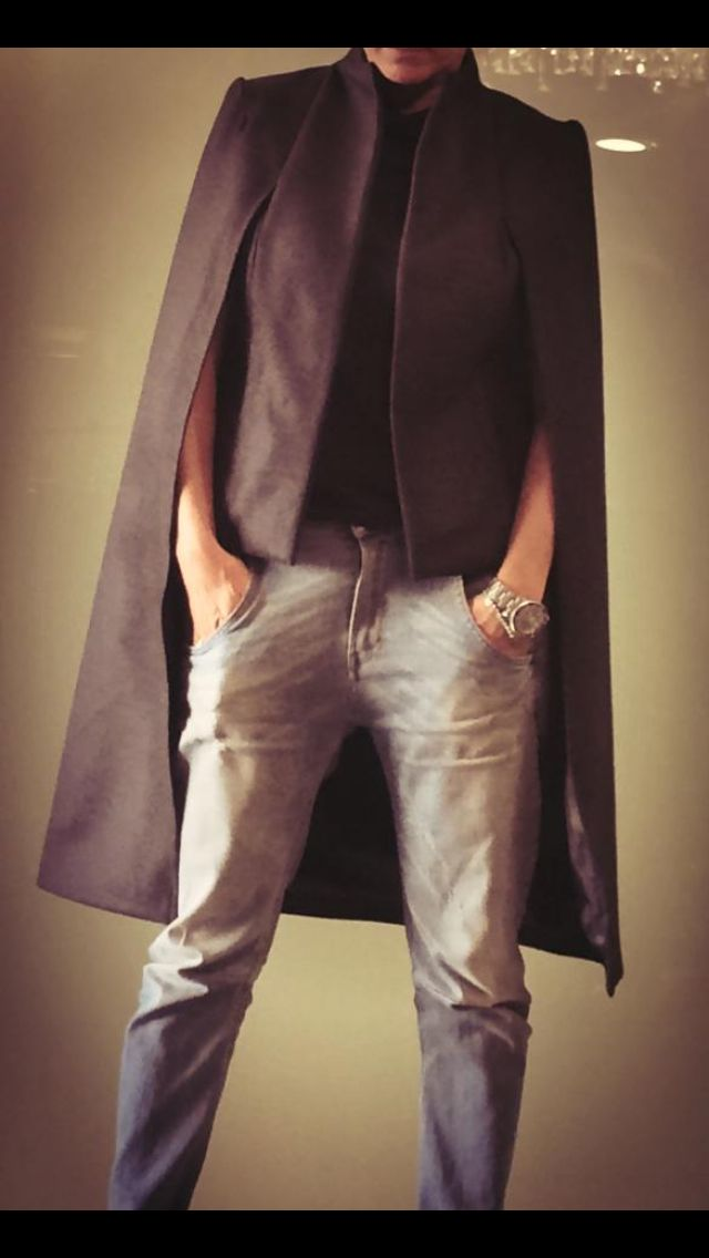 Winter ideal cloak jacket dolce Domenica !!!
