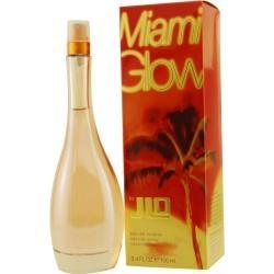 Beachy Scents: Jennifer Lopez 'Miami Glow' Women's 3.3 oz Eau De Toilette Spray