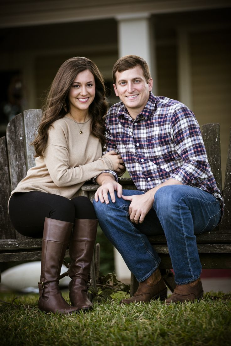 Fall engagement photo-shoot.  The soon-to-be Stephen and Julie Blacklock! By Christine Meeker Pictures.