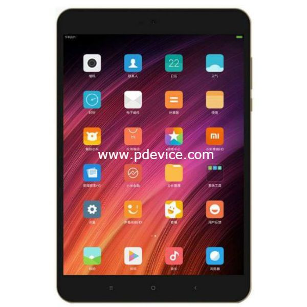 Xiaomi Mi Pad 4 Wi Fi Specifications Price Compare Features Review Xiaomi Tablet Lte