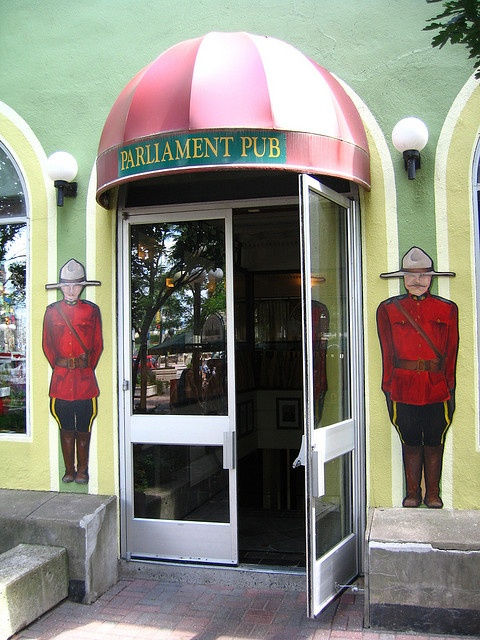 Parliament Pub Ottawa