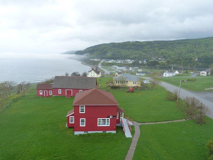 La Martre. Photo : Tourisme Gaspésie. #Gaspesie