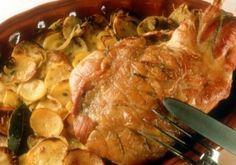 Epaule d'agneau boulangère - Recettes - Cuisine française