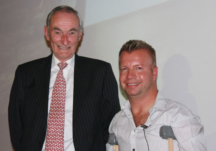 2012 Wade Lecture - Local Paralympian Hero Lee Pearson