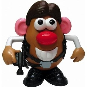 Han Solo Potato Head