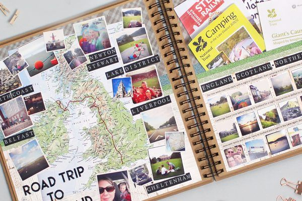 How To Make An Envelope Wedding Guestbook Scrapbooking Layouts