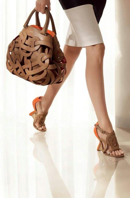Amazing bag and shoes